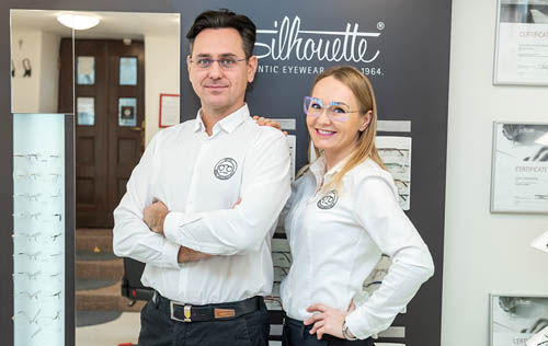Irena i Wojciech Sala 2019r.