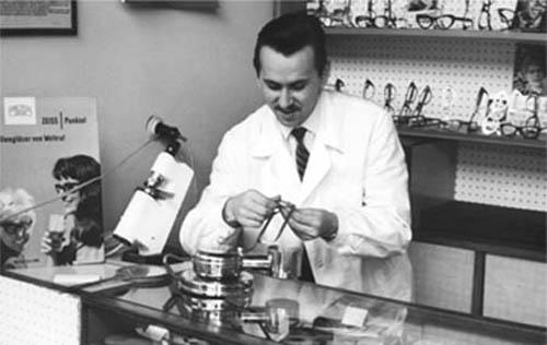 Tadeusz Sala 1965r.